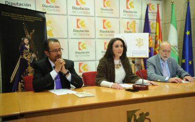Presentación de los Actos en la Diputación Pronvincial.