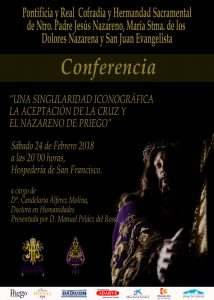 Conferencia @ Hospedería de San Francisco