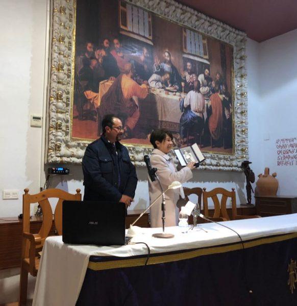 Conferencia impartida por Dª. Candelaria Alférez Molina