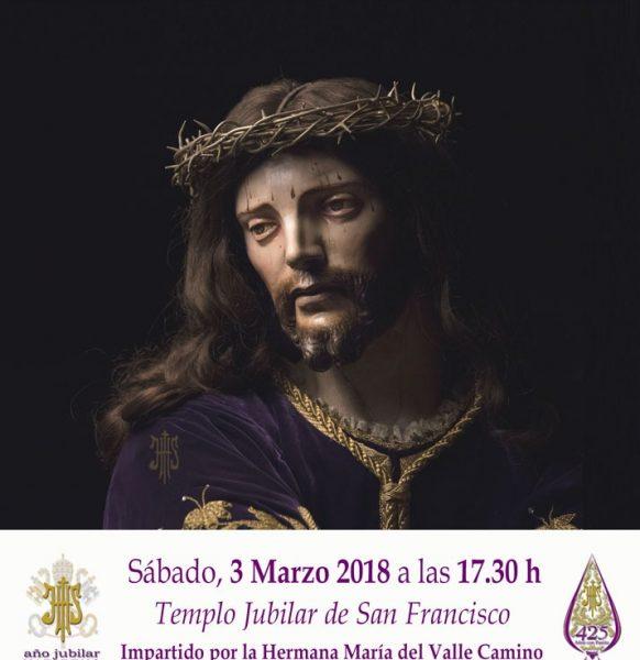 Retiro Cuaresmal organizado por la Cofradía y Hermandad de Jesús Nazareno