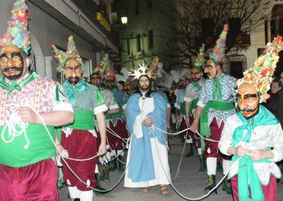 Foto Sayones con Jesús (Autor_Manolo Osuna)