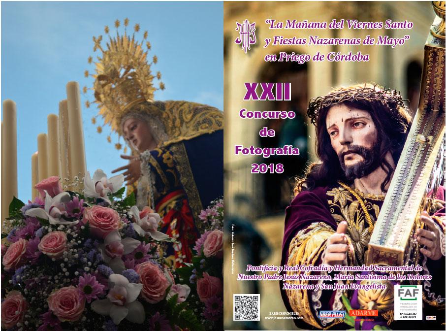 Bases de la edición XXII de Concurso de Fotografía de la Cofradía y Hermandad.