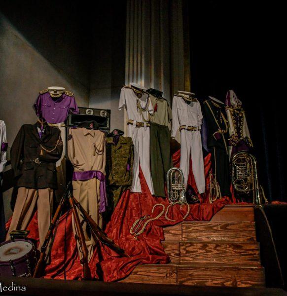 """Acto de presentación de los nuevos uniformes de """"los Turutas"""""""