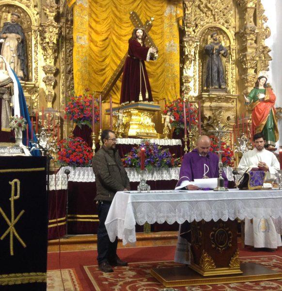 Peregrinación de la Parroquia de la Trinidad