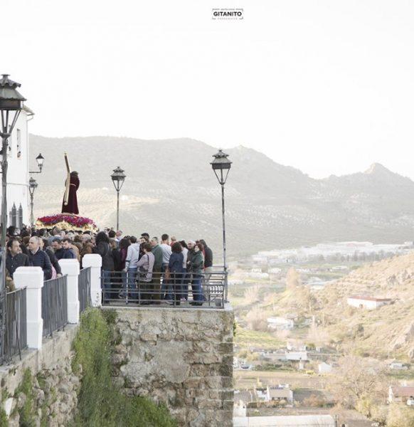Traslado de Jesús Nazareno a la Parroquia de la Asunción