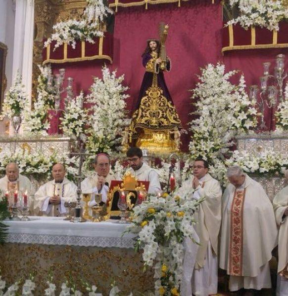 Séptimo día de Septenario y Último día de Triduo