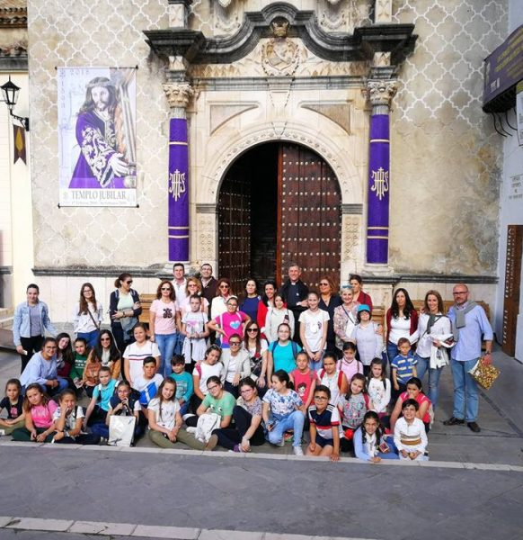 Peregrinación de la Parroquia de la Asunción -La Rambla-