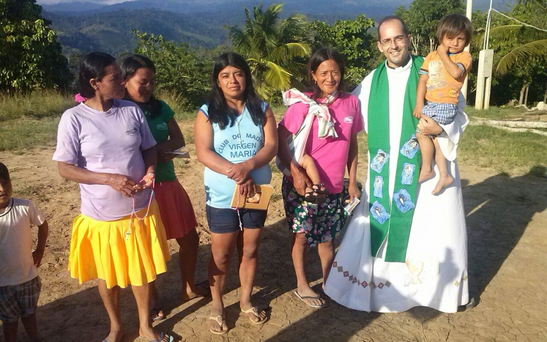 Obra Social Nazarena: Nueva Capilla de Jesús Nazareno en Picota (Perú)