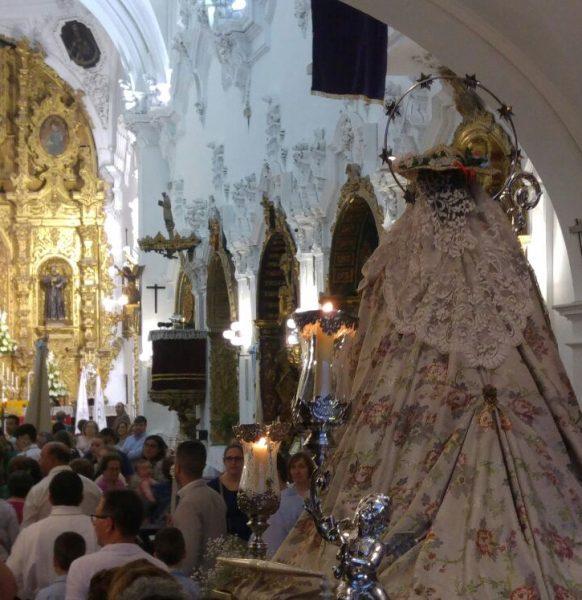 Peregrinación de la Virgen de la Cabeza