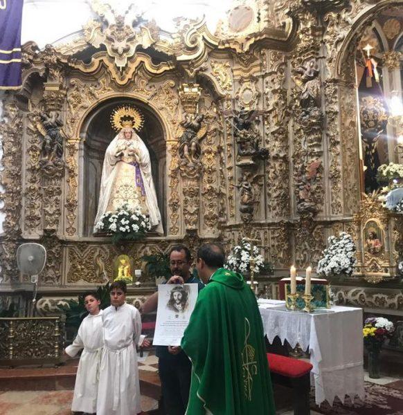 Peregrinación de la Parroquia de San Miguel Arcángel (Guadix)