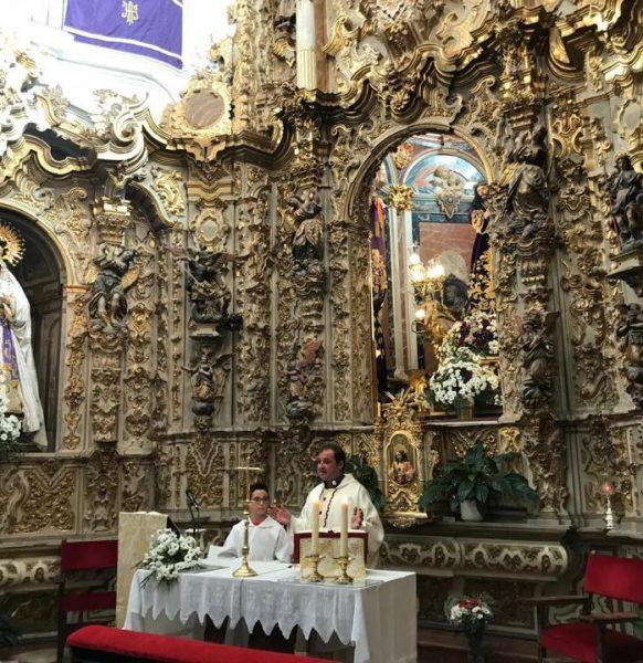 Peregrinación de la Parroquia de Ntra. Sra. de la Asunción de Córdoba