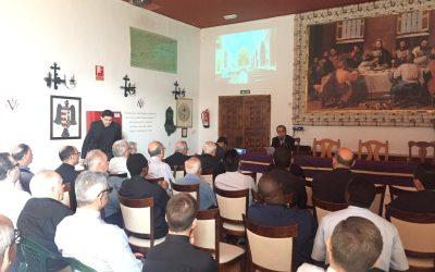 Conferencia de D. Miguel Forcada