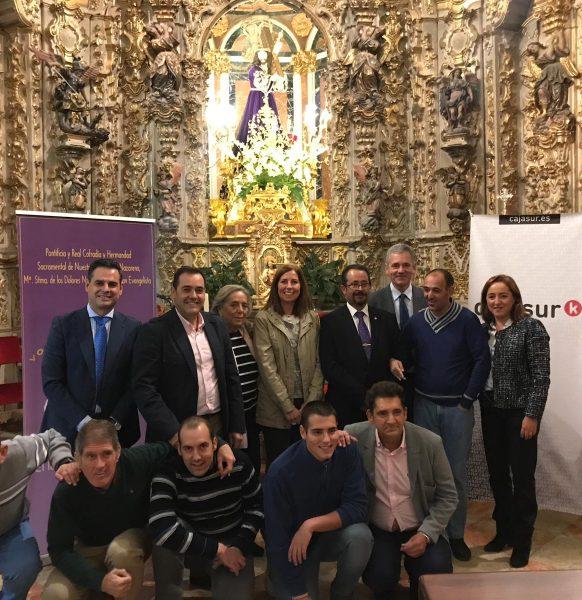 Obra Social Nazarena – Fundación Cajasur – Fundación Promi