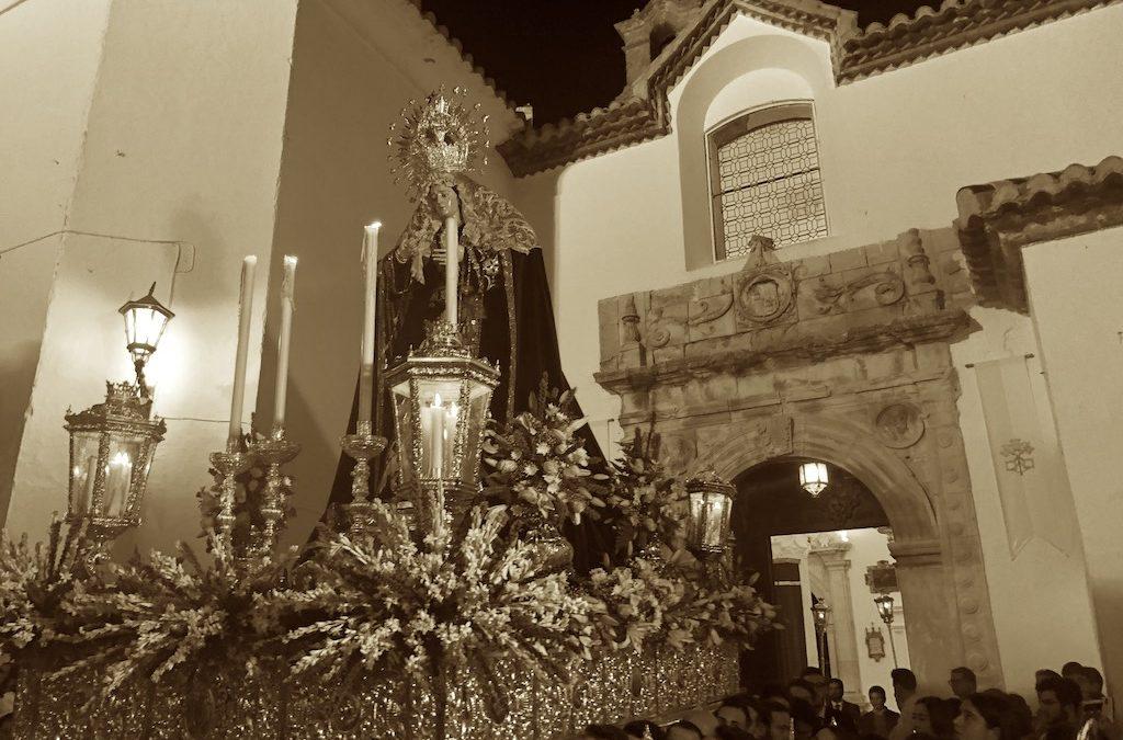 Triduo en Honor a María Stma. de los Dolores Nazarena. Octubre 2021