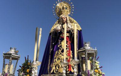 Quinario en Honor a María Stma. de los Dolores Nazarena
