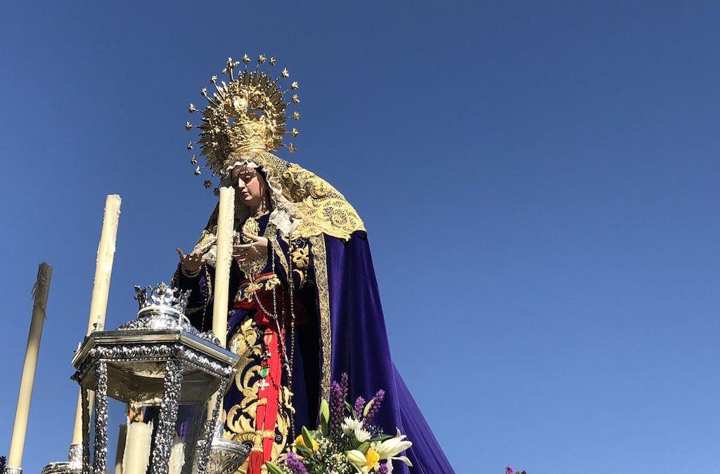 Traslado de Vuelta de la Virgen de los Dolores Nazarena