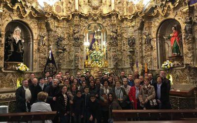 Peregrinación de la Hdad. de la Vera Cruz y Hdad. Vía Crucis (Córdoba)