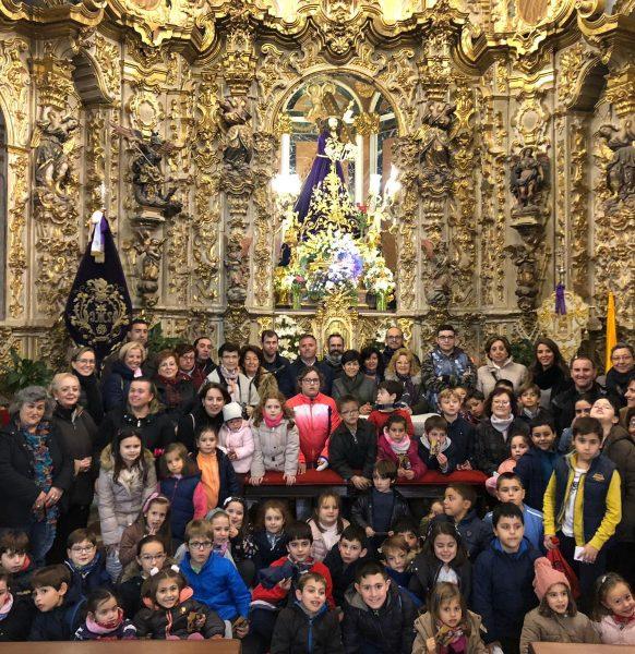 Peregrinación de la Parroquia de la Asunción y Ángeles de Cabra
