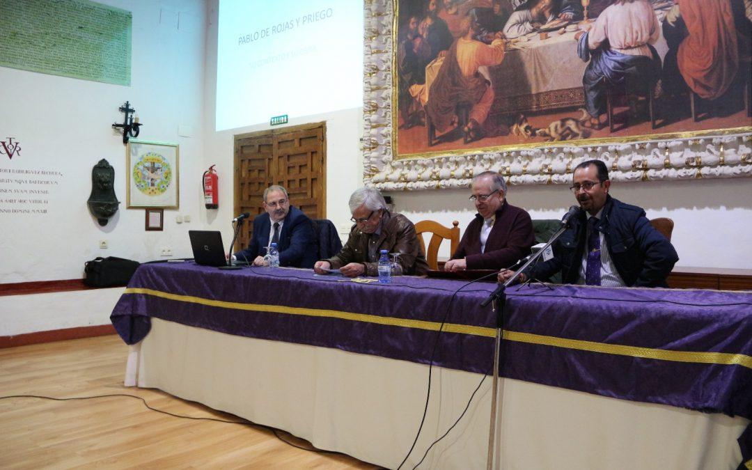 Conferencia: «Pablo de Rojas y Priego»