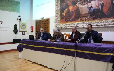 """Conferencia: """"Pablo de Rojas y Priego"""""""