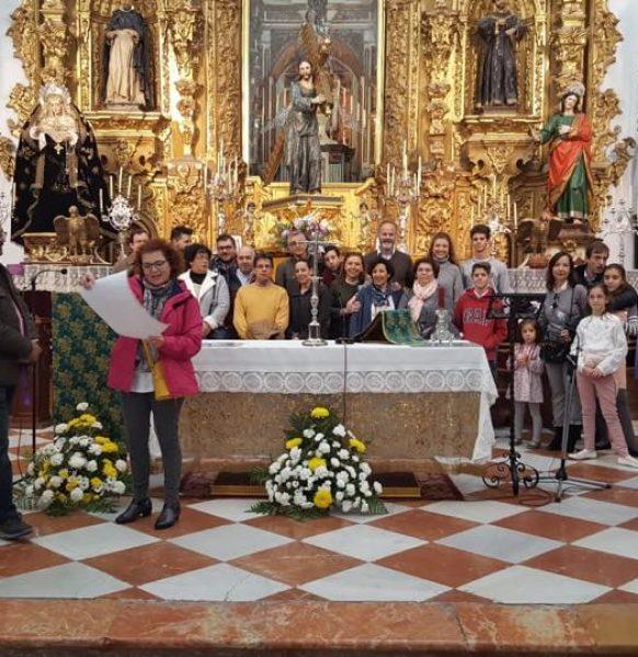 Peregrinación del Grupo de Cocina y Cursillo de Cristiandad