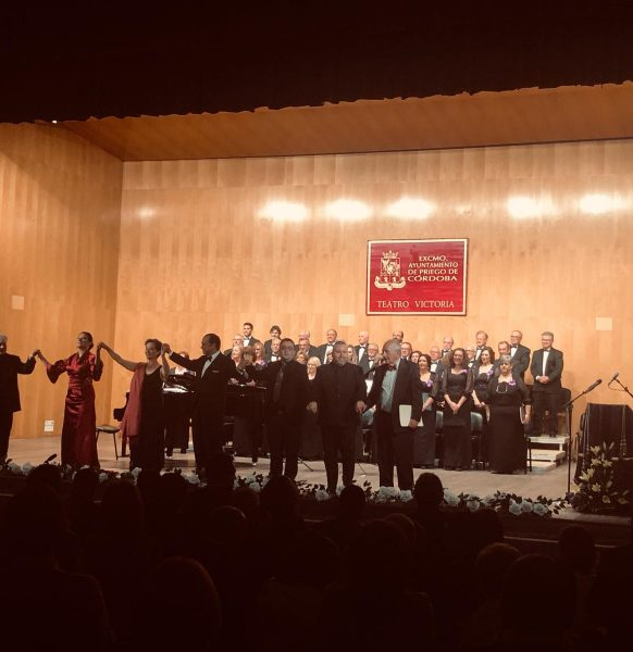 """""""Una Inolvidable Noche Musical"""""""