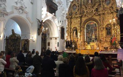 Peregrinación de la Parroquia de la Inmaculada Concepción de Lopera (Jaen)
