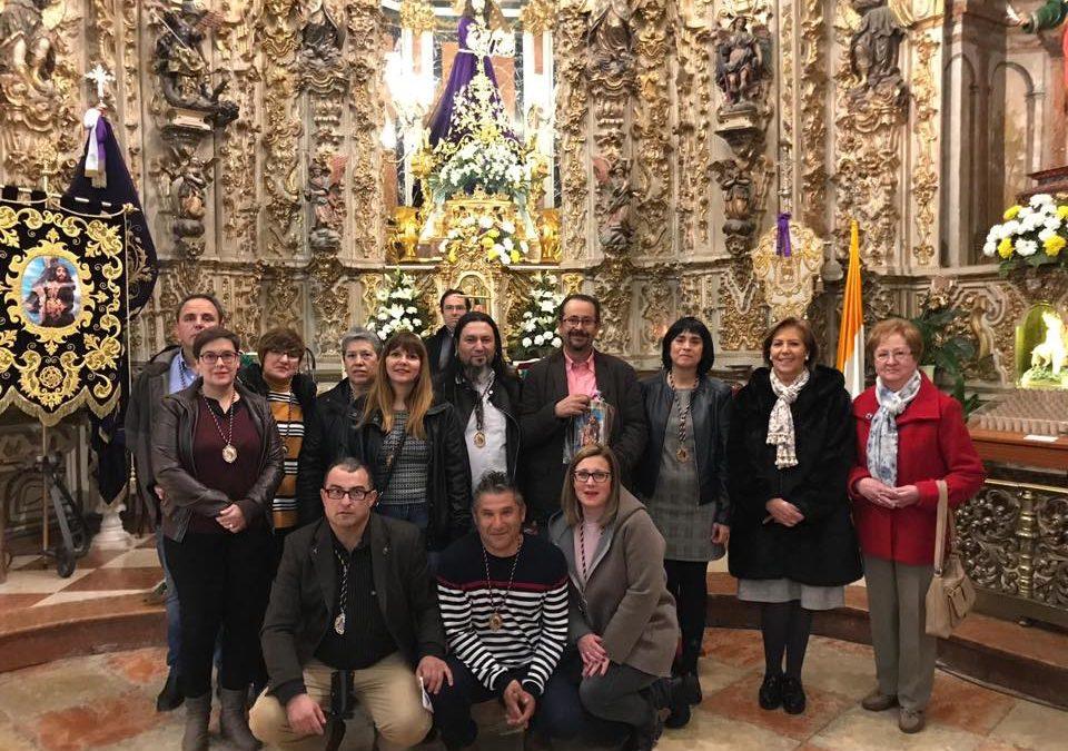 Peregrinación de la Hermandad de Jesús Nazareno de la Puebla de Almoradiel