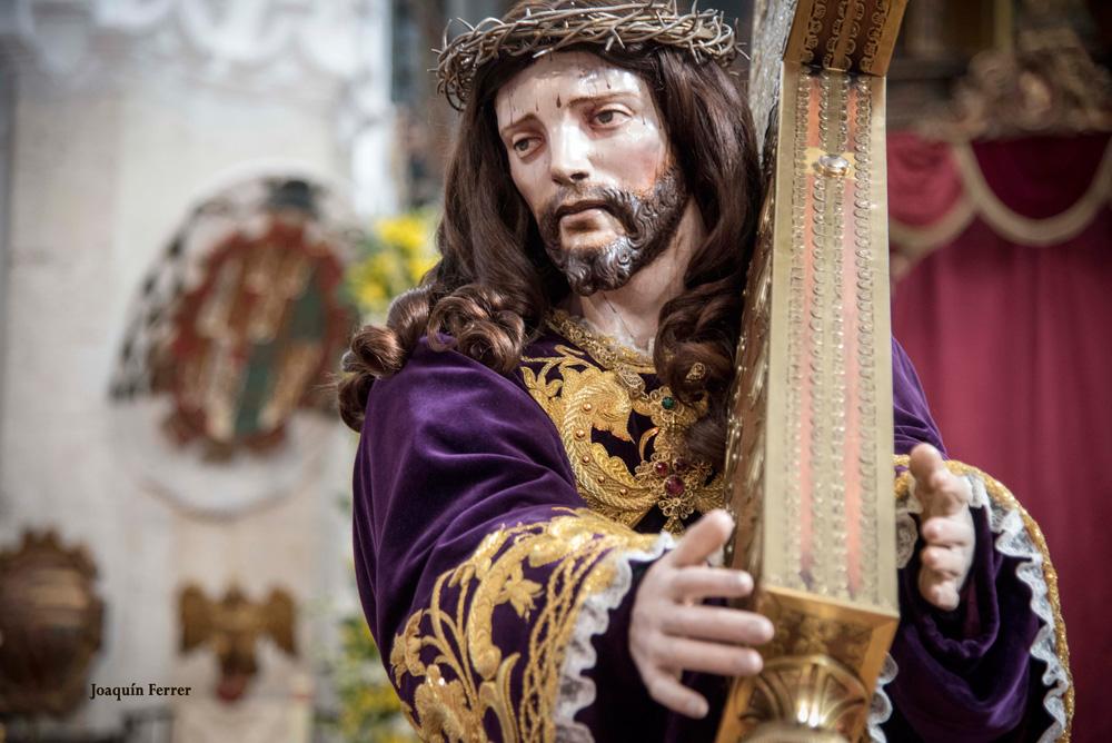 El Nazareno participará en la Magna de la Mezquita Catedral