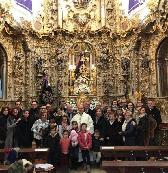 Peregrinación de la Parroquia Beato Álvaro y Hdad. Sacramental de la Sagrada Cena de Córdoba