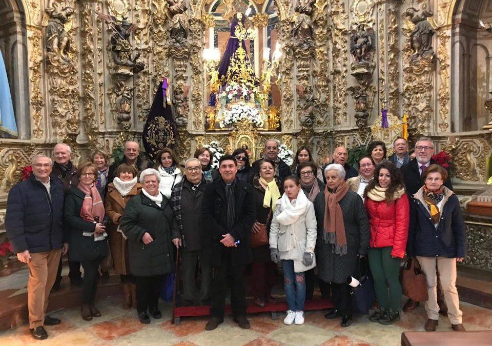 Peregrinación de la Parroquia de San Mateo de Lucena