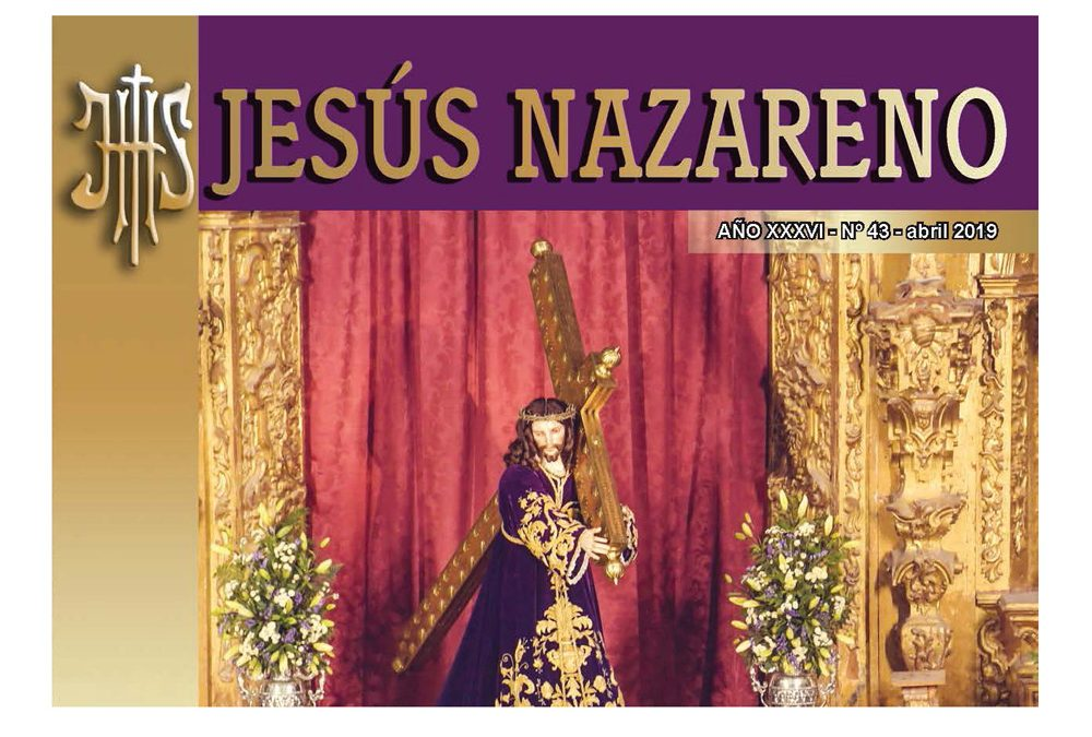 Revista Nazarena 2019