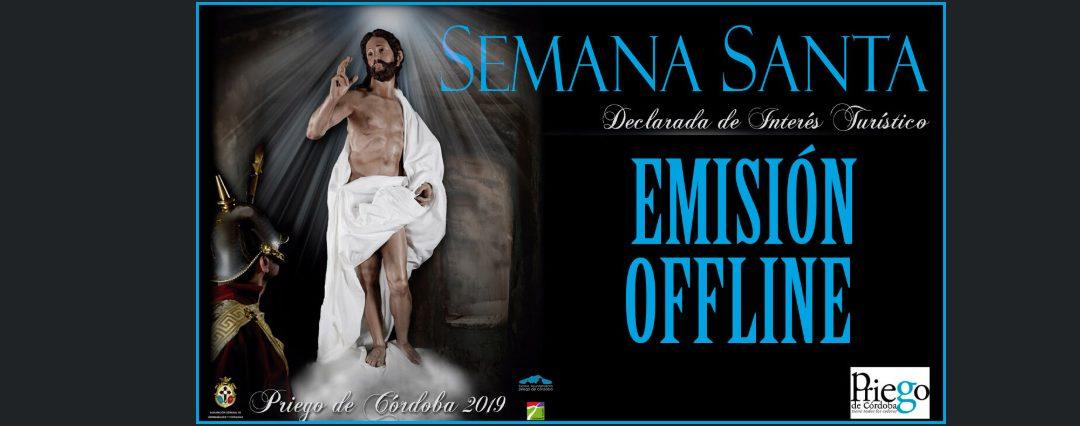Retransmisión en Directo Viernes Santo 2019