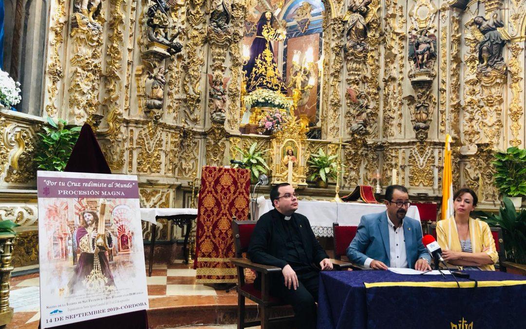 Presentación del Cartel de la Magna Procesión y Exposición